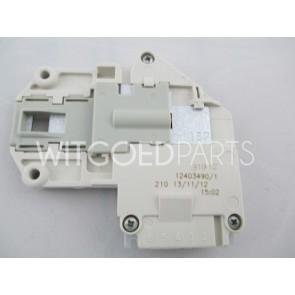 Zanussi Deurrelais 3 contacten voor wasmachine witgoedpartsnr: 1240349017