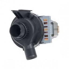 Afvoerpomp met 2 tuiten Fin:25mm Fuit:16mm Merk:Askoll Wordt vaak gebruikt voor de Zanussi LF6650 Inhoud: 1 Afvoerpomp