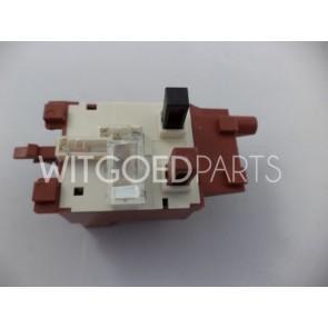 Bosch / Siemens Drukschakelaar aan / uit witgoedpartsnr: 154079