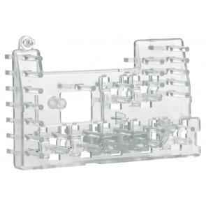 AEG / Electrolux knoppenset 2 knoppen in houder voor wasdroger witgoedpartsnr:1123427807
