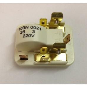 Bosch / Siemens startrelais 103N0021 witgoedpartsnr: 603013