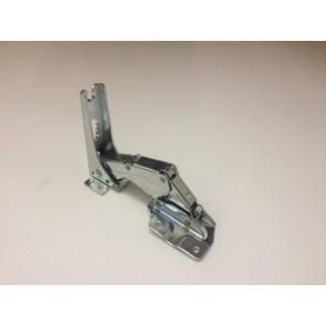 Liebherr Metaal scharnier van koelkastdeur li.onder / re.boven witgoedpartsnr:7043200