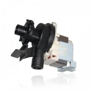 AEG Magneet afvoerpomp ORIGINEEL met filterhuis Witgoedpartsnr: 8996464036582
