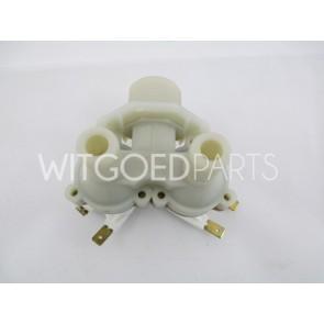 Universeel Inlaatventiel dubbel recht dik 14mm voor wasmachine witgoedpartsnr: alt7