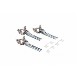 Bosch / Siemens Scharnierset 3 stuks voor koelkast Witgoedpartsnr: 268699
