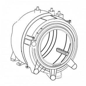 Whirlpool  Bauknecht  complete kuipgroep voor  wasmachines 480111101531