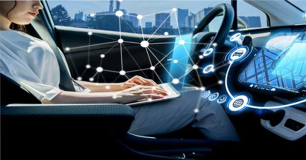 HMI changes in the interaction with vehicle
