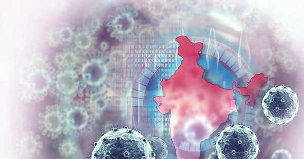 New coronavirus entered in India, 6 patients noted new corona positive