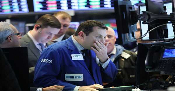 Stock Update: Major stocks fall down today