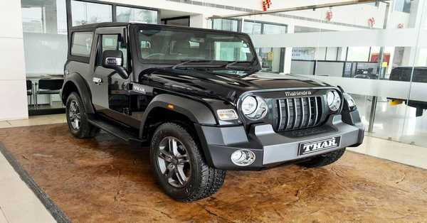 Mahindra escalate price of thar from 1st December