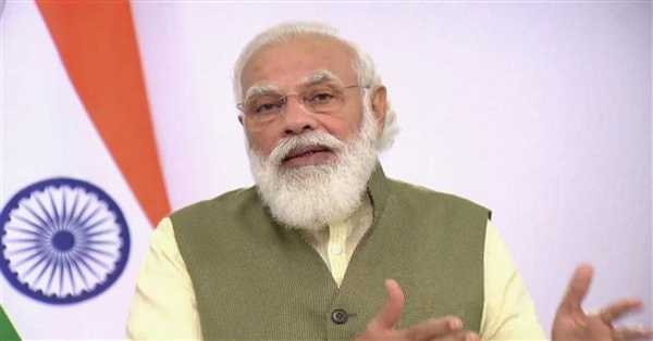 PM Modi holds all the essential meeting to take decision on global pandemic on 4th December
