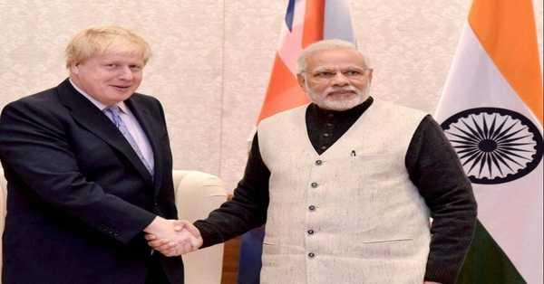 PM Modi invites Boris Johnson as a chief guest on 26th January