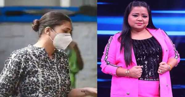 NCB give suspension order to two officers towards Helping Bharti Singh & Karishma Prakash In Getting Bail, as per source