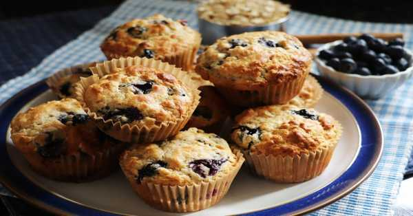 Biscuits - Classic Blueberry