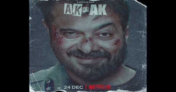 AK VS AK : The film delivers on Netflix on December 24.