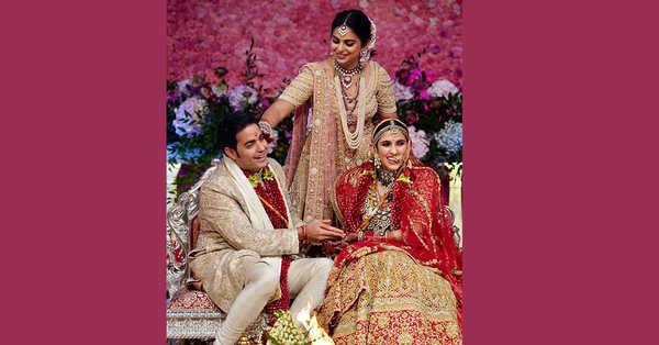 Mukesh Ambani and Nita Ambani becomes grandparents