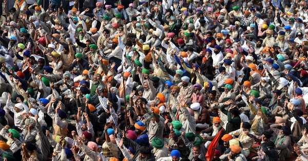 Farmers announced to stop train across nation: 30,000 Farmers will rush towards Delhi