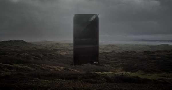 Monoliths the mysterious metal column