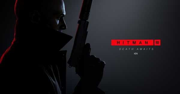 The amazing game will launch in January 2021 : HITMAN 3