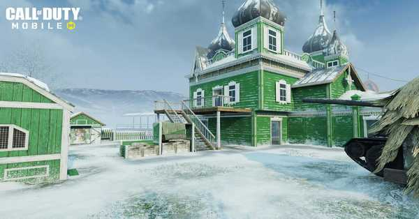 Call of duty (COD) adds Nuketown Russia map in new season 13 update