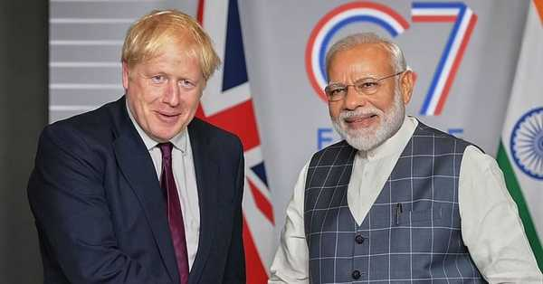 England's Nayota admission: UK PM Boris Johnson to be chief guest of Republic Day, welcomes Modi for G-7 summit