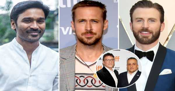 The Gray Man: south movie superstar - Dhanush Joins Ryan Gosling, Chris Evans In Russo Brothers' Film