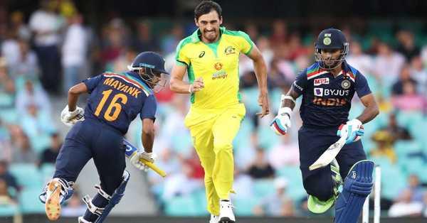 India vs Australia, Live match and Update