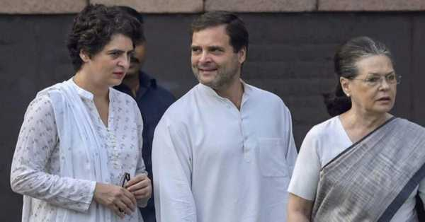 Significant Congress meet beginnings at Sonia Gandhi's home today; a considerable lot of the 23 disagreeing 'letter-authors' attend