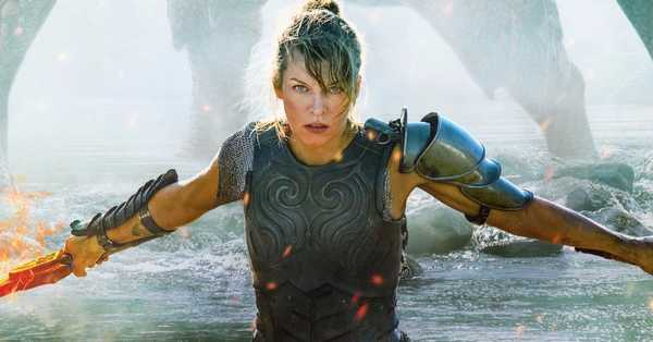 Monster Hunter new trailer: Milla Jovovich's film seems as though a computer game