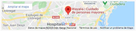 wayalia barcelona joan guell