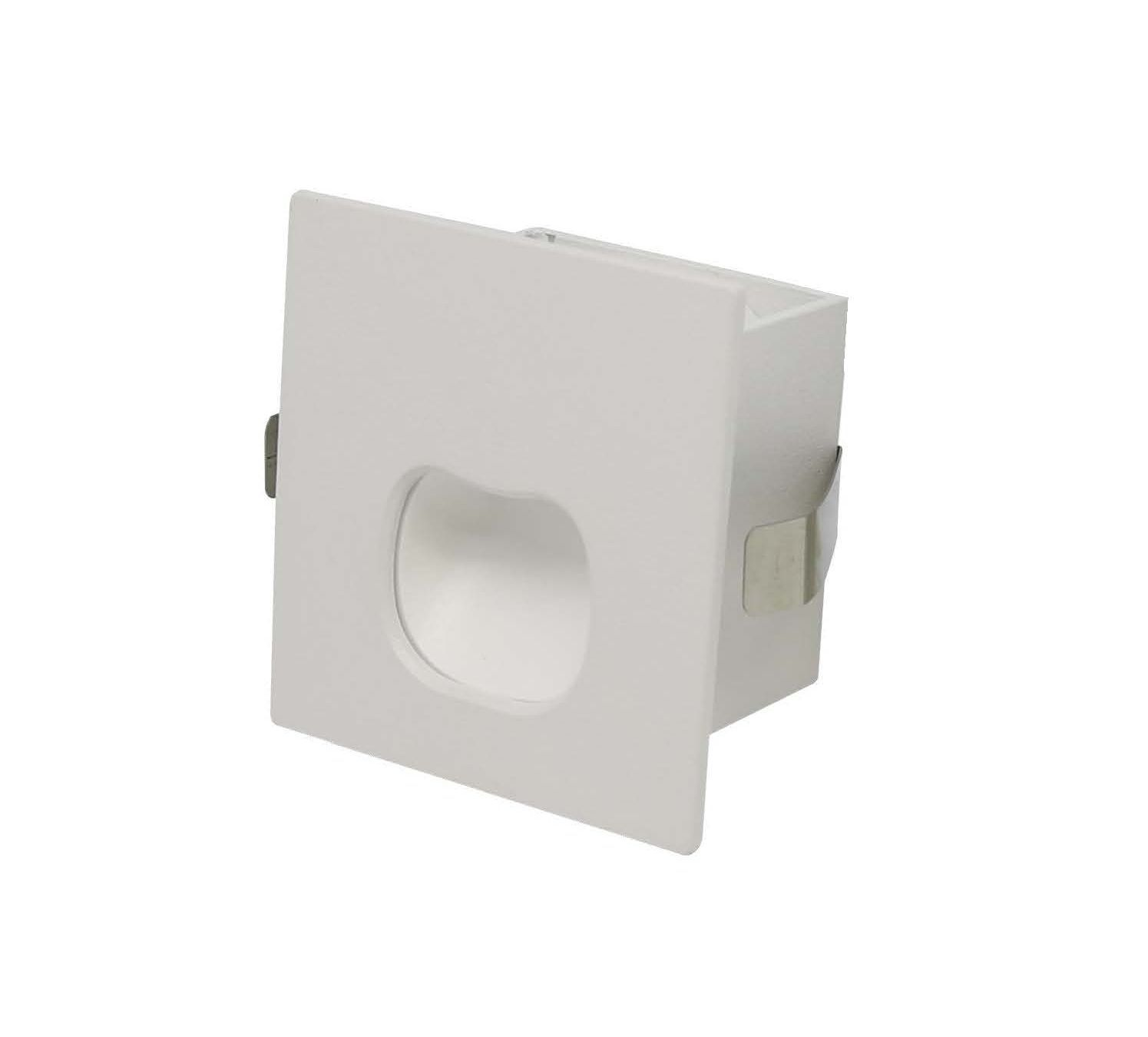 APPLE Recessed Square LED Wall Lights