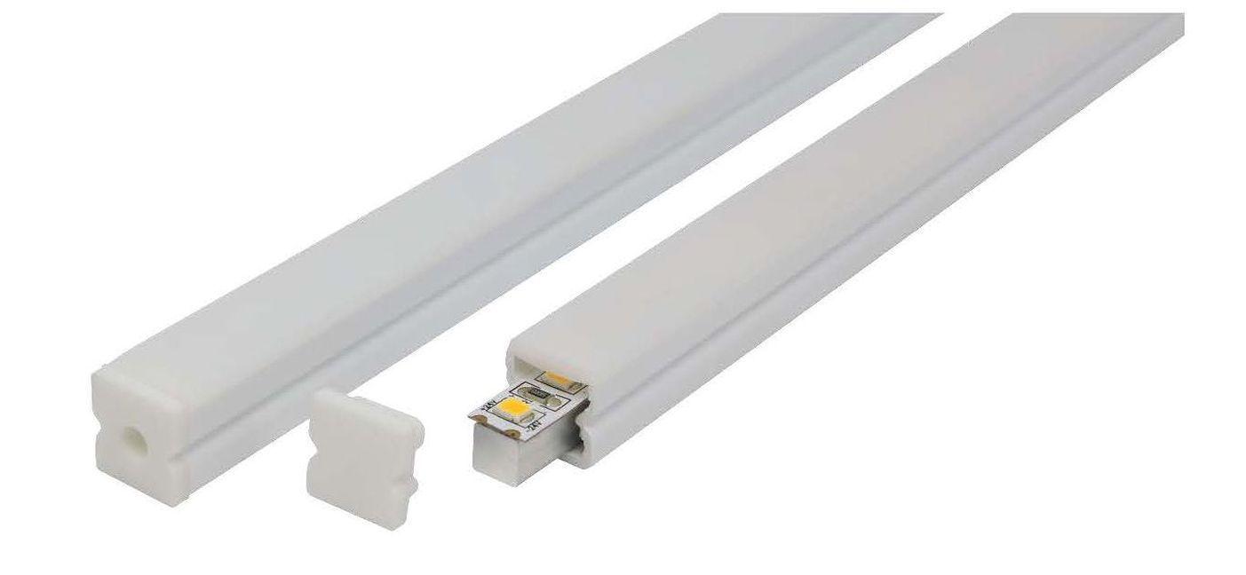 E725 weatherproof PVC Profile