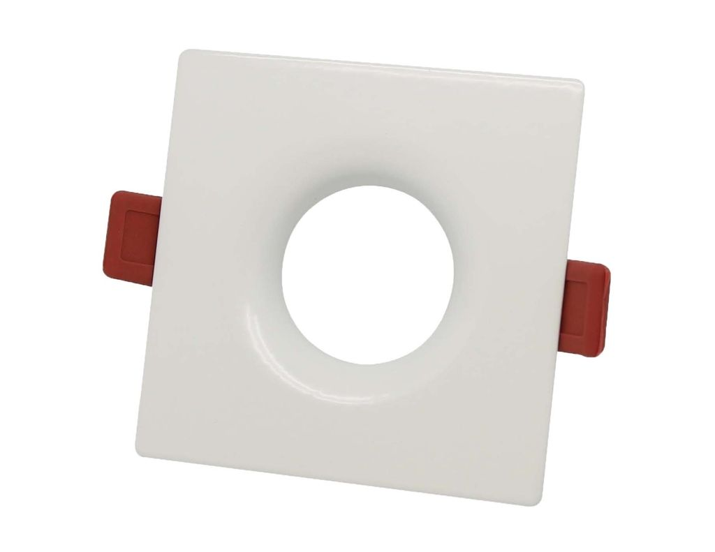 F3065S square fluted downlight frame