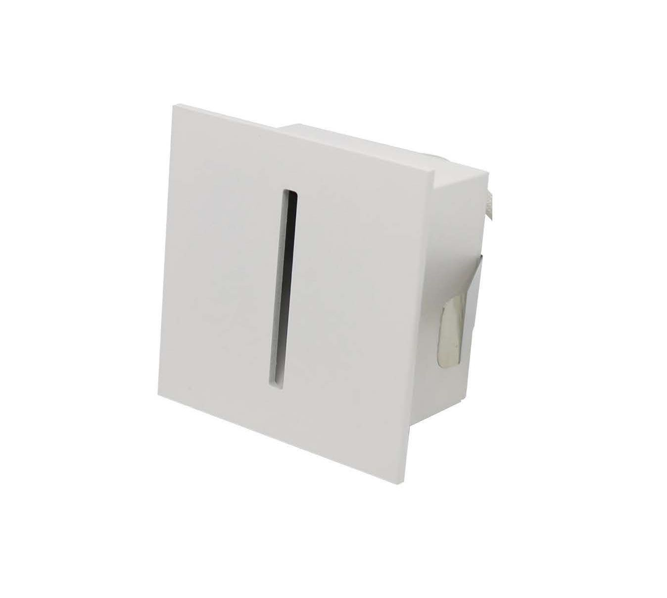 SLIT Recessed Square Wall Light