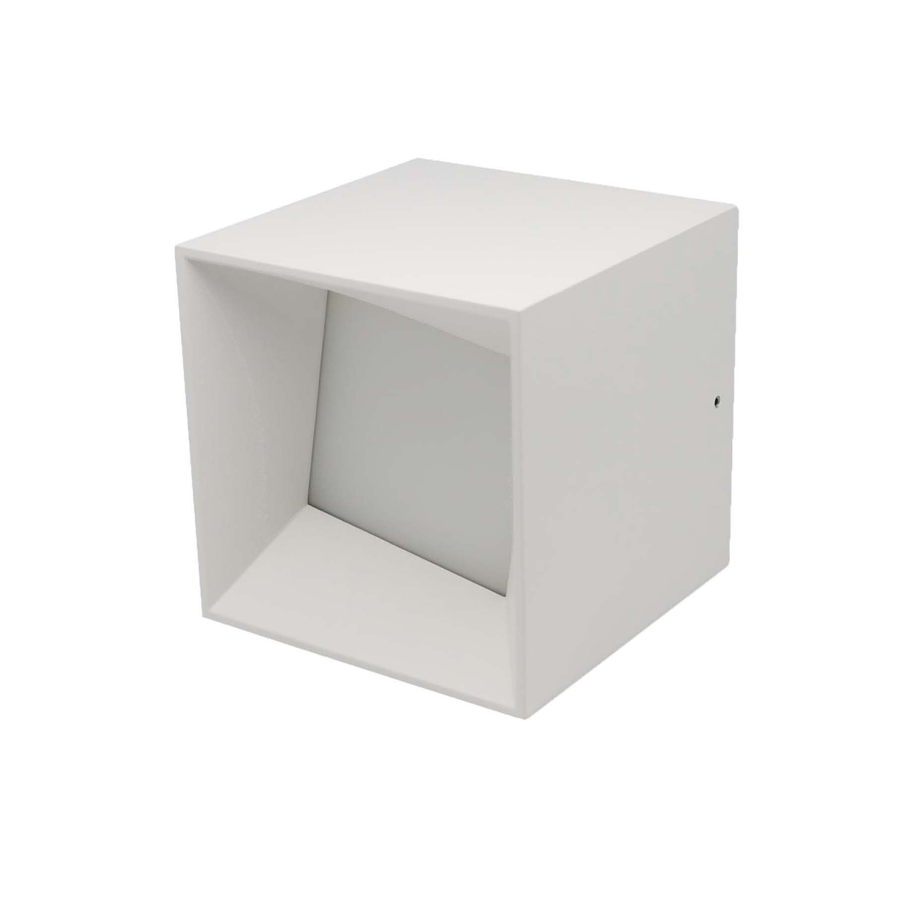 SOE surface mount square weatherproof downlight