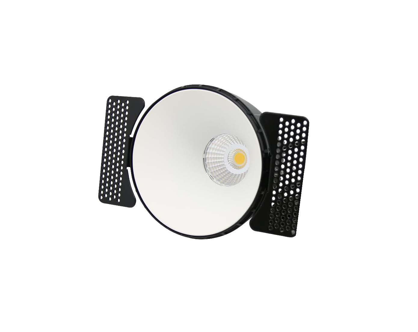 T115 Round Trimless Downlight