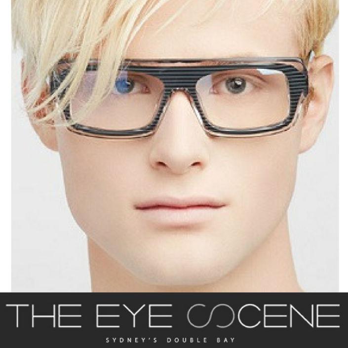 Eye Scene - Commercial LED Lighting Example