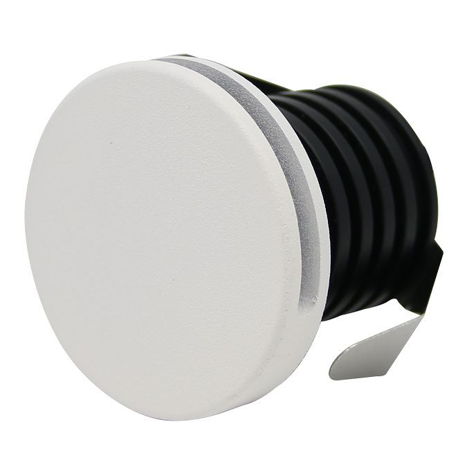 LED Outdoor Lights 0456 Round LED Wall or Step Light