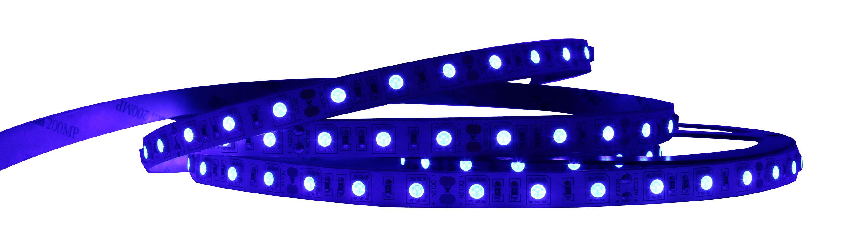 LED Striplight S5050-12V-colour-blue