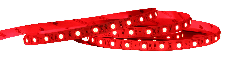 LED Striplight S5050-12V-colour-red