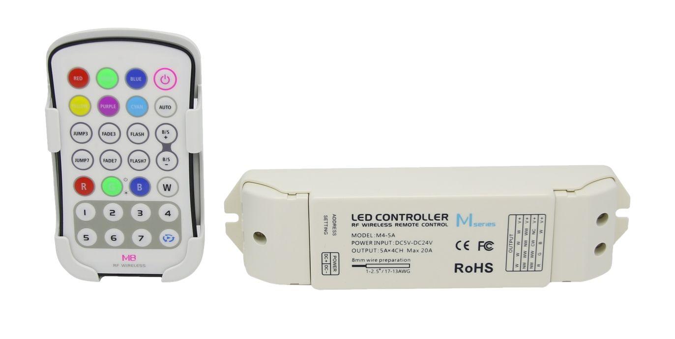 RGB Wall Remote Controller