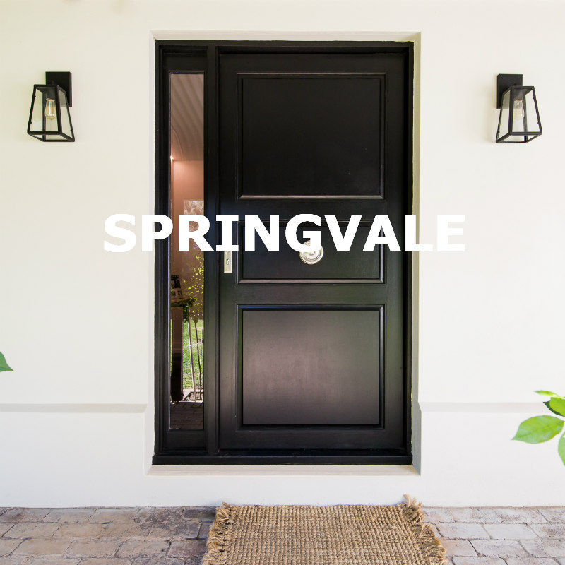 Springvale Front Entrance Lighting v3