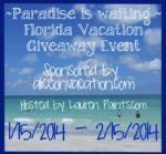 Florida a paradise for vacation giveaway event