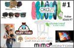 mega prize pack giveaway