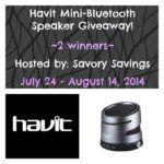 mini bluetooth speaker photo