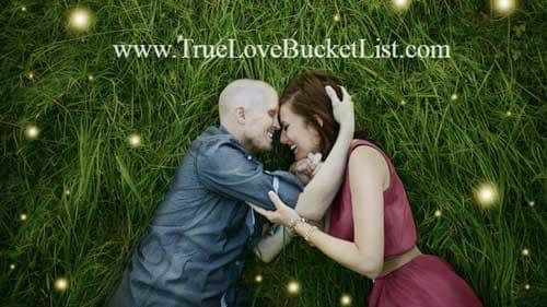 true love bucket list photo
