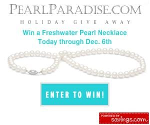 freshwater pearl necklace image