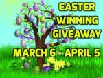 easter 2015 easter winning giveaway image