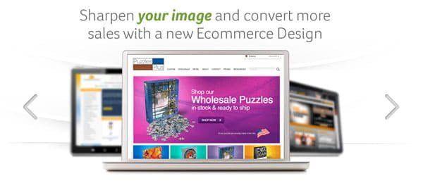 ecommerce design image