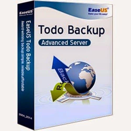 EaseUs Todo Backup image